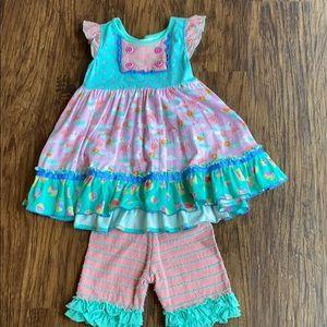 Matilda Jane matching set